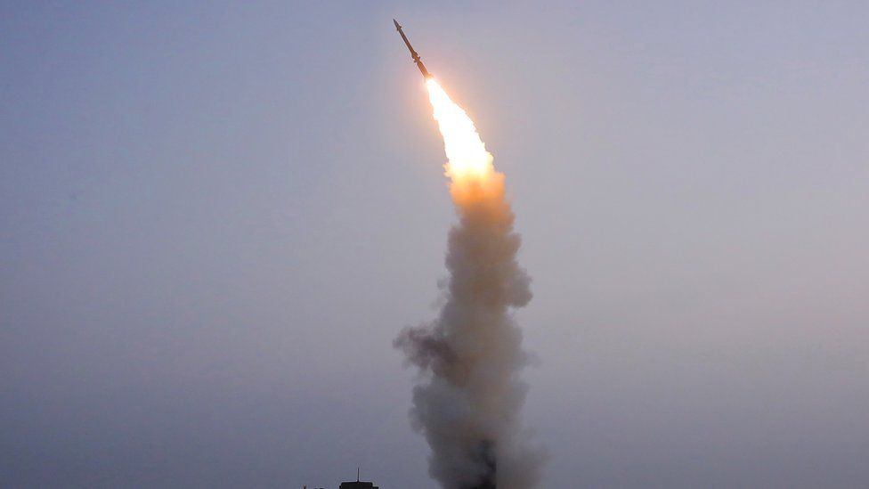 N.Korea fires new anti-aircraft missile in latest test