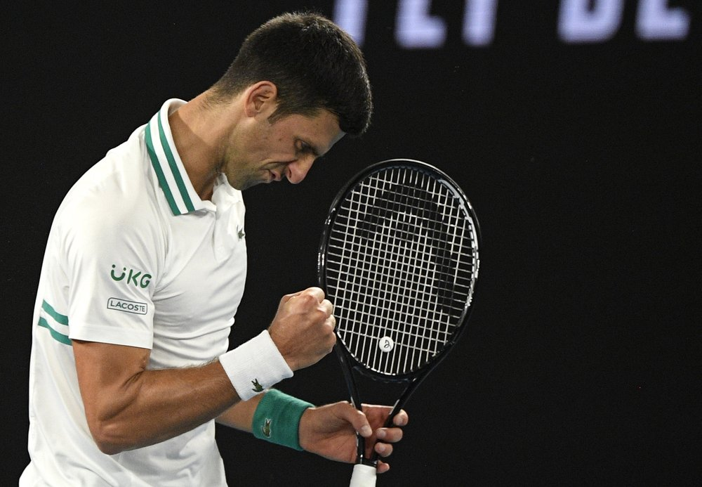 Djokovic tops Medvedev for 18th Grand Slam title