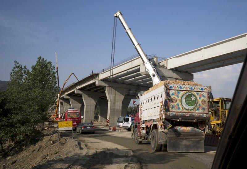 China's modern Silk Road hits political, financial hurdles