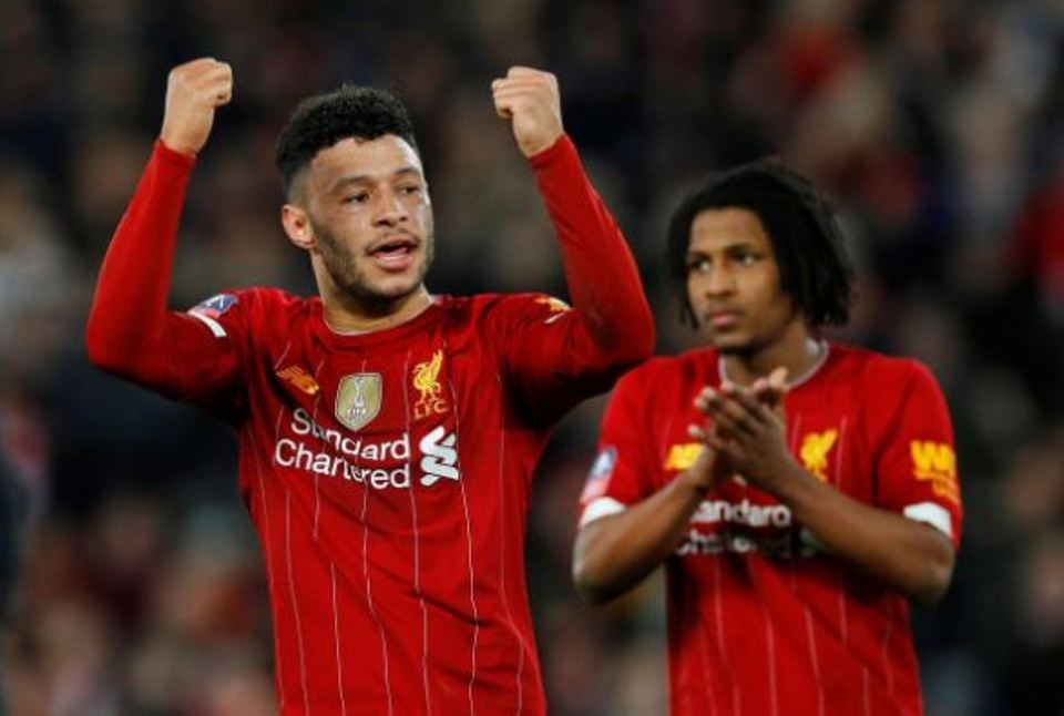 Klopp's kids knock Everton out of FA Cup
