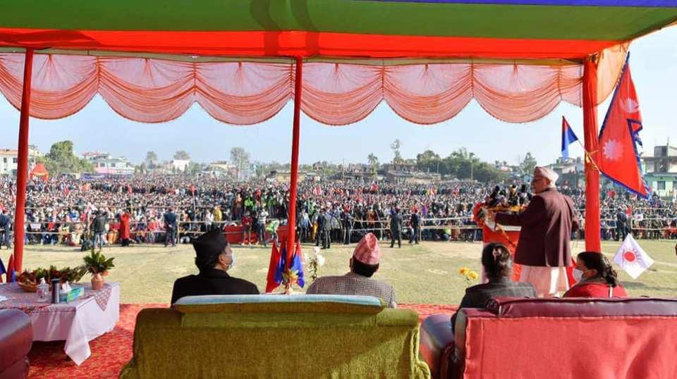 I am not against federalism, republicanism: PM Oli