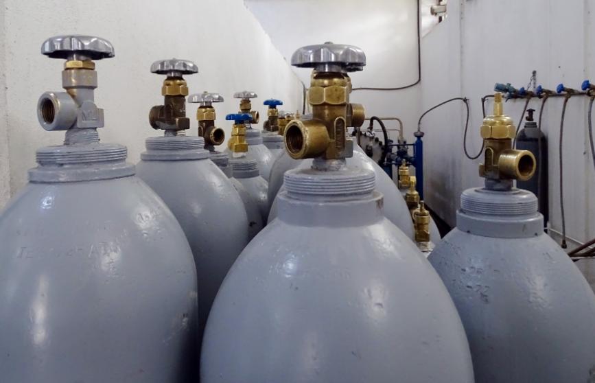 Oxygen plant at Taplejung hospital begins production