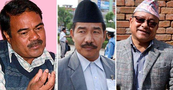 MC expels three leaders