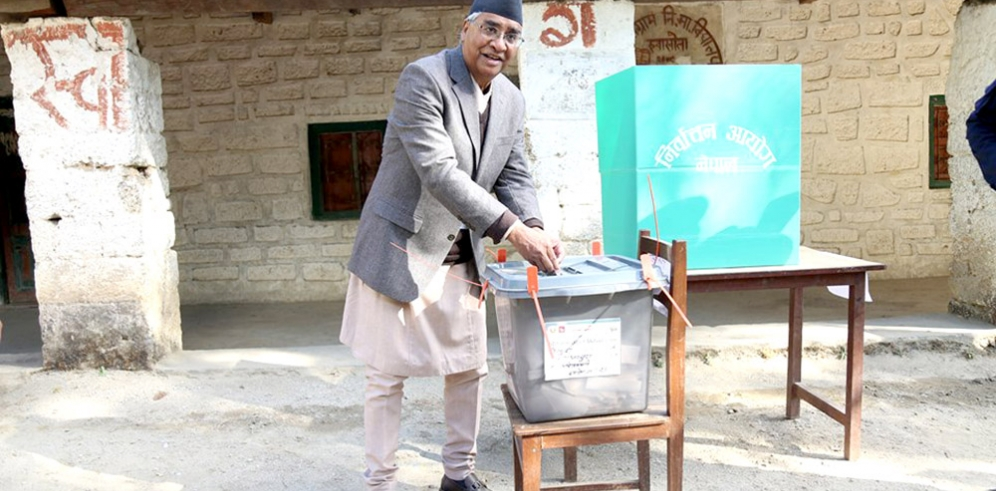 Province capital to be declared soon: PM Deuba