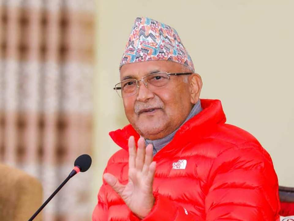 Retired medics be hired for one year to tackle COVID-19 pandemic: PM Oli