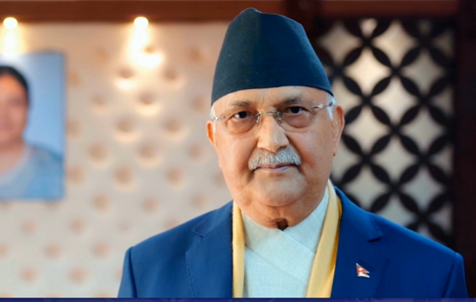 PM Oli calls cabinet meeting at 5PM today