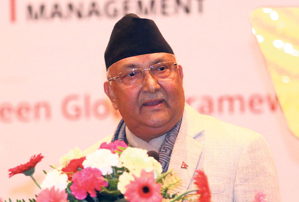 PM Oli's address to House of Representatives postponed to Saturday