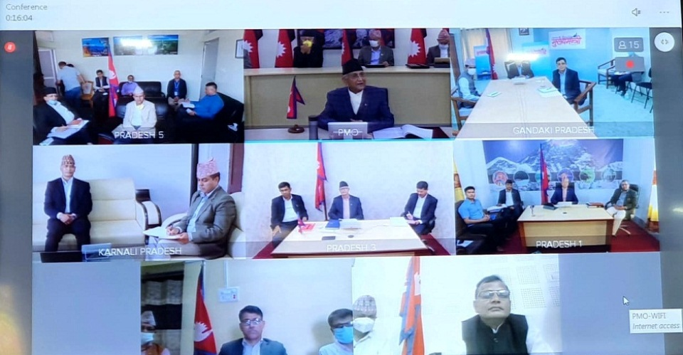 Lockdown measures will not be lifted immediately, says PM Oli