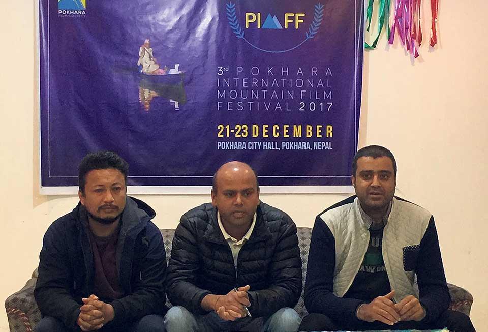 Third Pokhara Int'l Mountain Film Festival