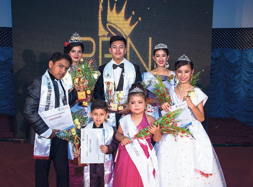 Prince and Princess International Nepal 2018 finalized