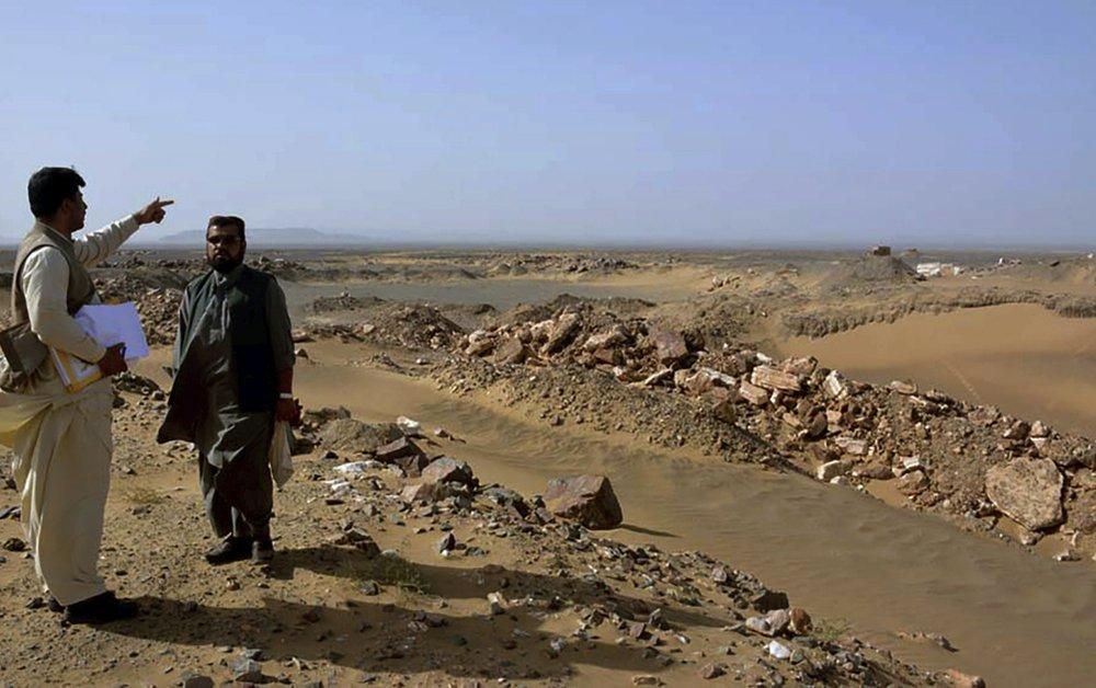 Pakistan seeking relief from $5.8B fine over mining lease