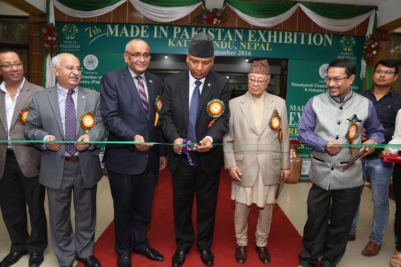 Pakistani handicraft fair kicks off today