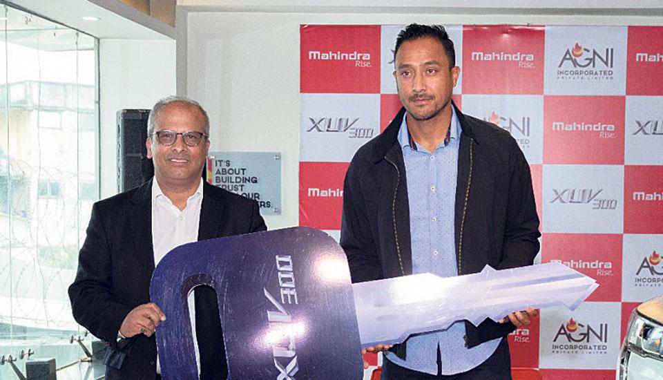 Cricketer Khadka appointed brand ambassador