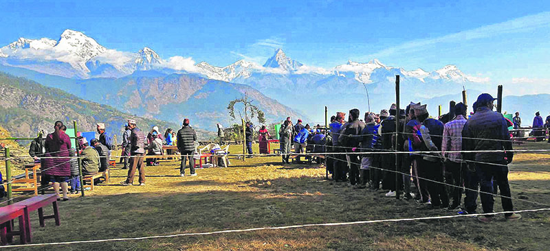 67% voter turnout in phase II polls
