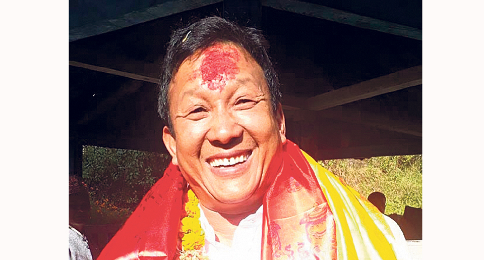 Ruling NCP lawmaker Gurung released on general date
