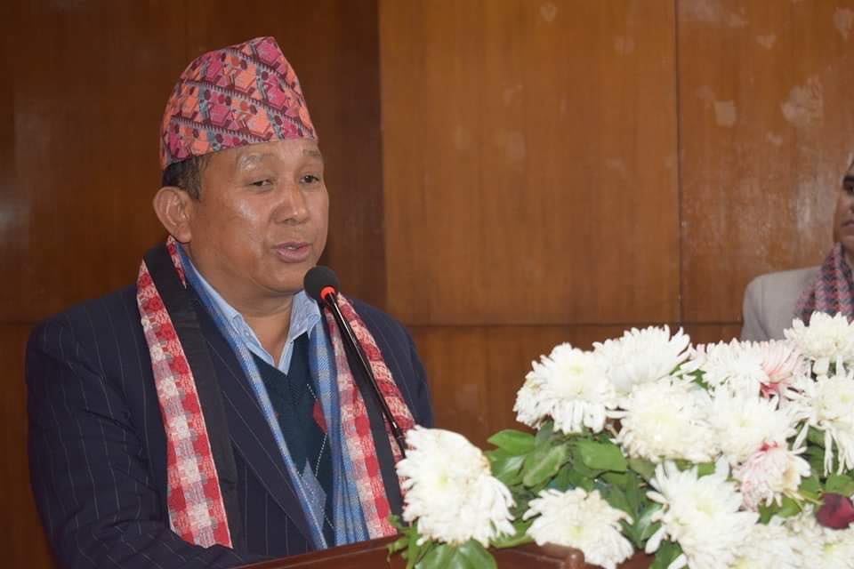 Nepal to be declared 'Chhaupadi-free country' soon: Minister Gurung