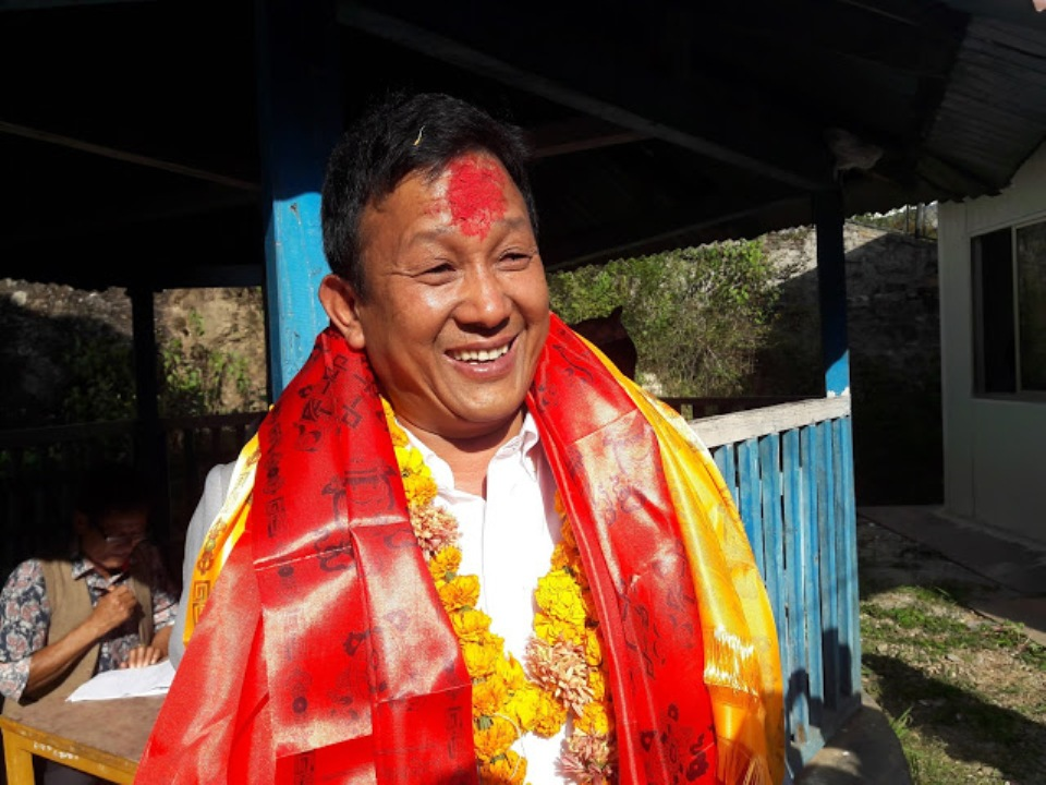 Police issue arrest warrant against lawmaker Parbat Gurung