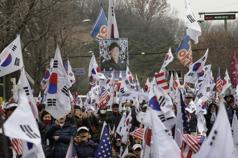 SKorean prosecutors demand 30 years for ex-president Park