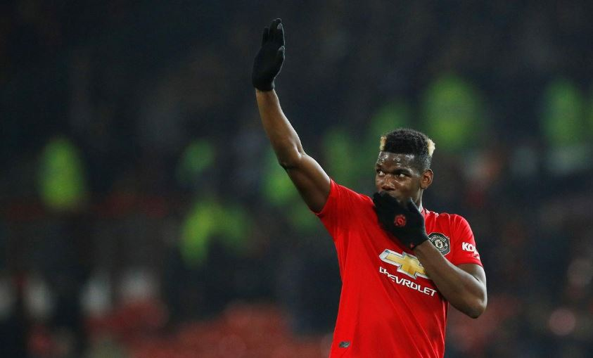 Pogba to return for Arsenal trip, agent rules out move