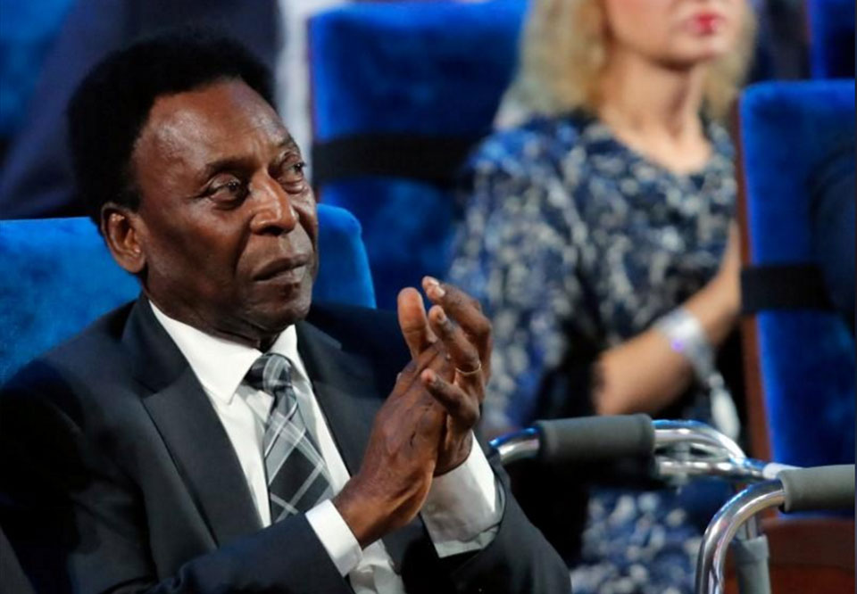 Brazil still to gel ahead of World Cup, says Pele