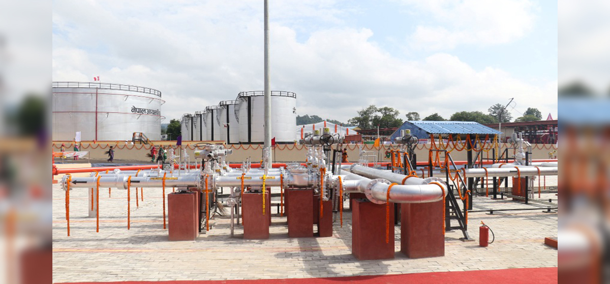 Importing oil through pipeline saves over billion rupees for NOC
