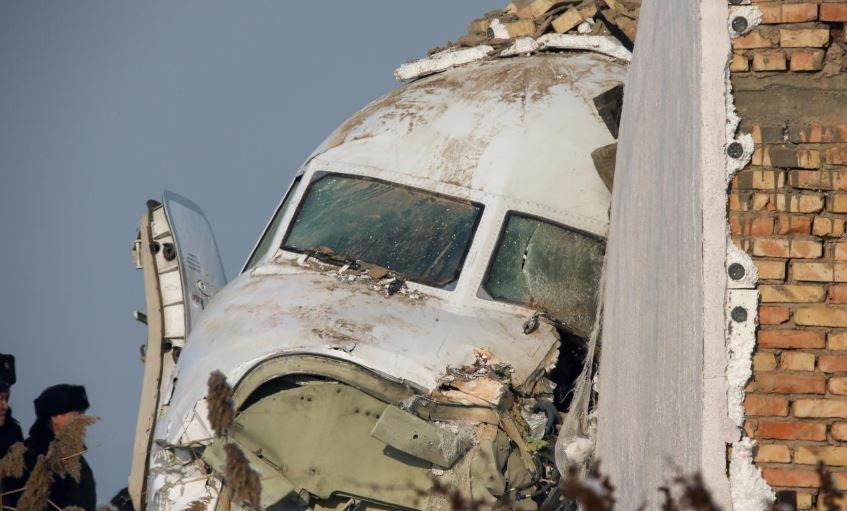 UPDATE: Passenger plane crashes in Kazakhstan killing at least 14