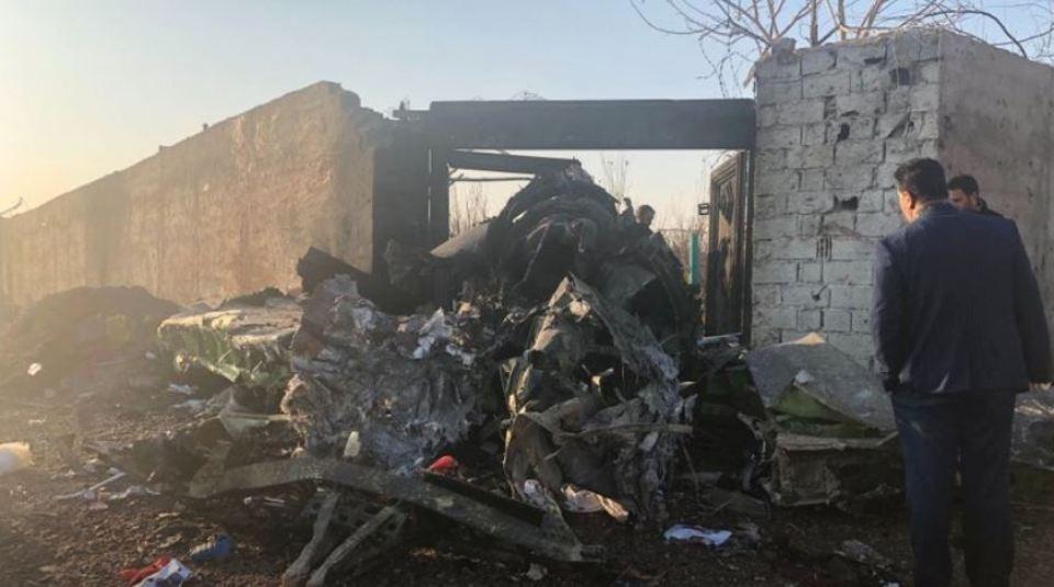 Ukrainian aircraft was shot down in Iran due to human error: Iran military statement