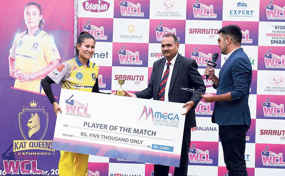 Kat Queens enters finals of WCL in style