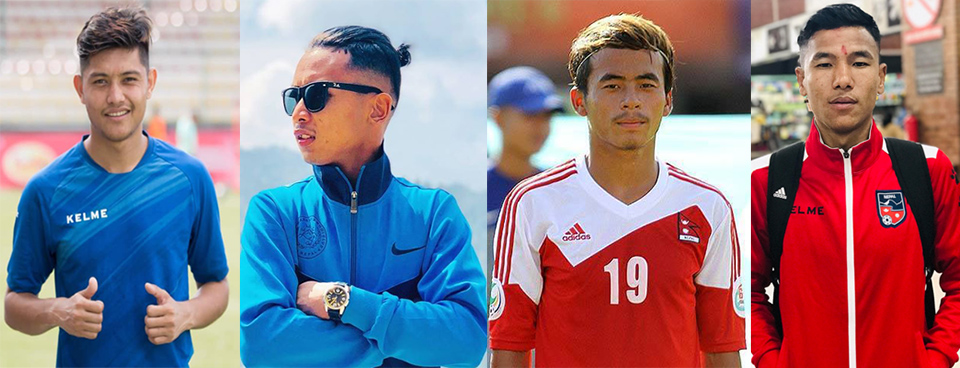 Four national football players dropped from squad under disciplinary action, won't play against Kuwait in Bhutan