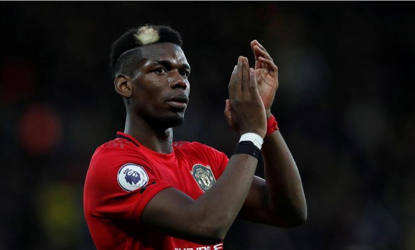 Man Utd's Pogba 'desperate' to play, says Solskjaer
