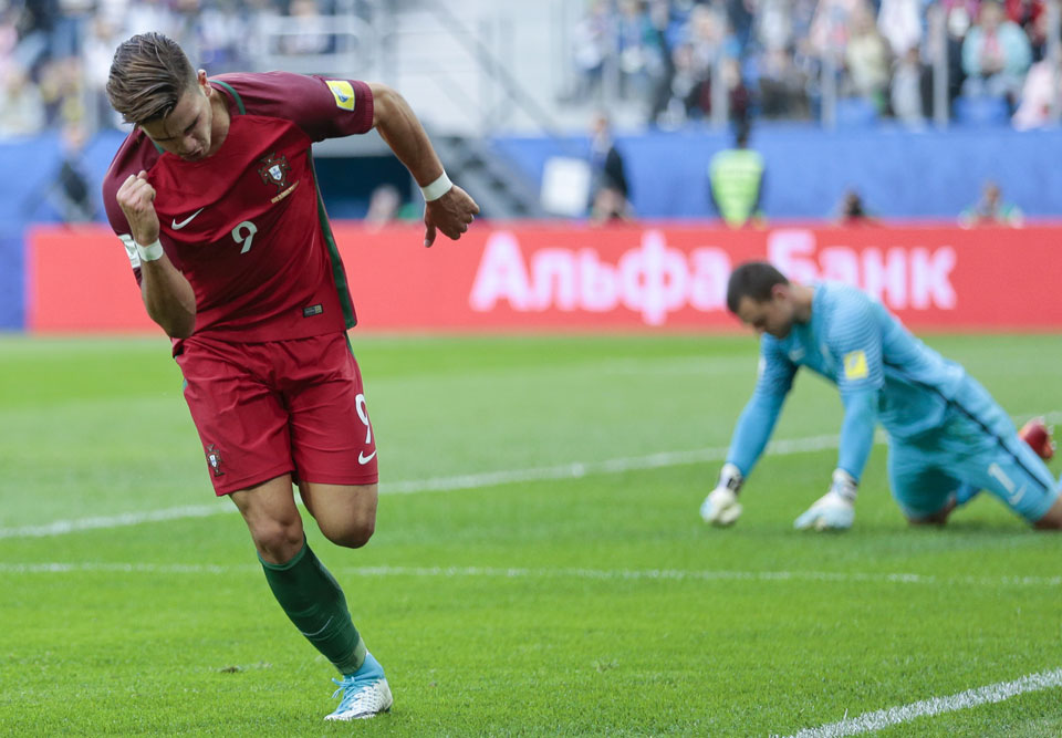 Portugal eases past New Zealand to reach semifinal
