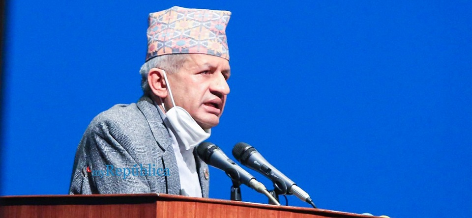 Nepal govt is awaiting dates for holding talks with India on border issues : FM Gyawali