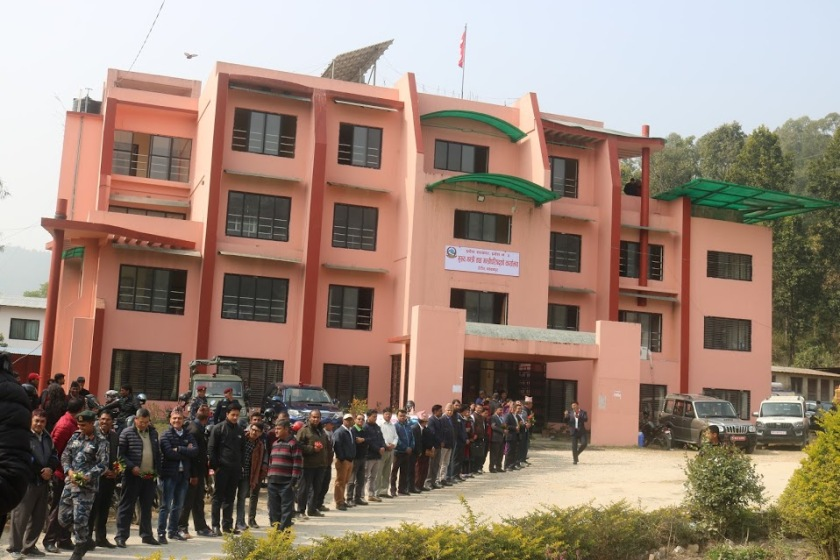 Office of the Council of Ministers comes into operation in Province 3