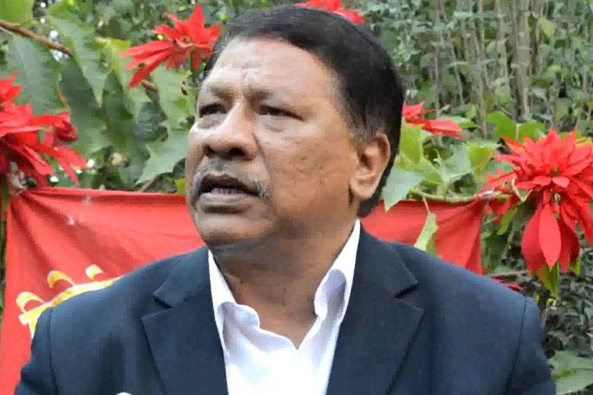 NC leader Prakashman Singh hospitalized