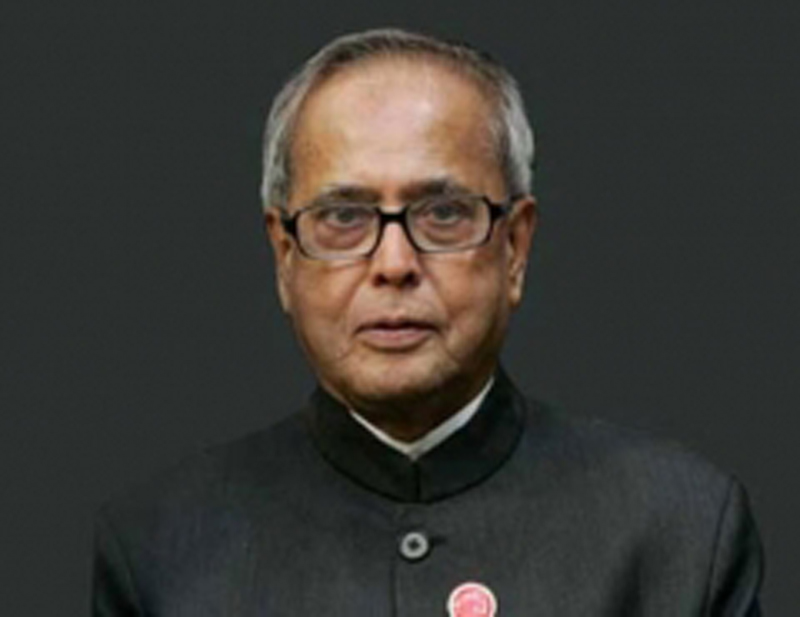 Indian President Mukherjee's itinerary made public