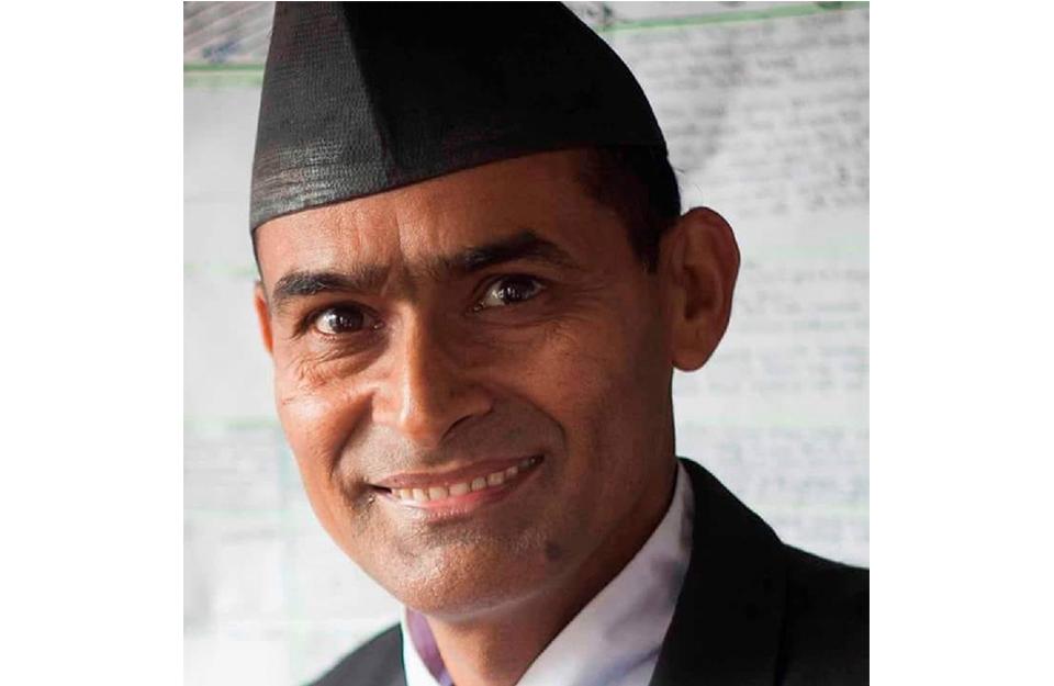 Under Secretary Prem Sanjel beaten in his own office