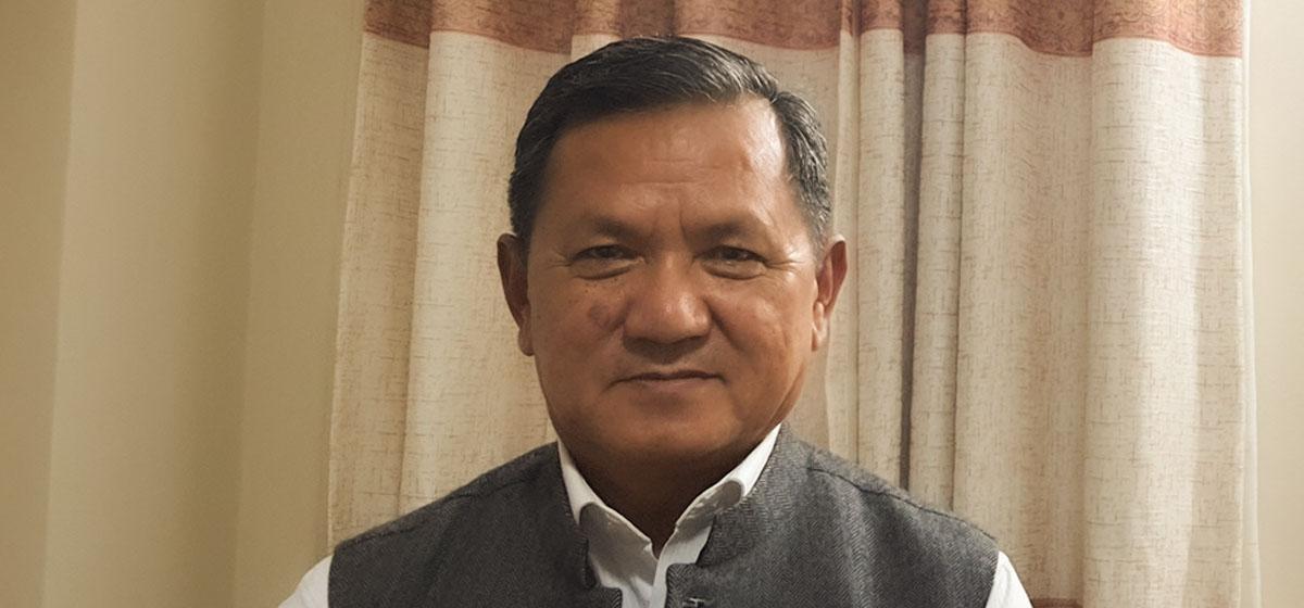 Gandaki CM Gurung to seek trust vote on Thursday