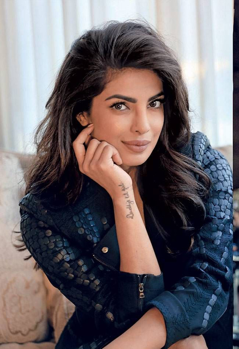 Priyanka : My career is never dependent on somebody else's