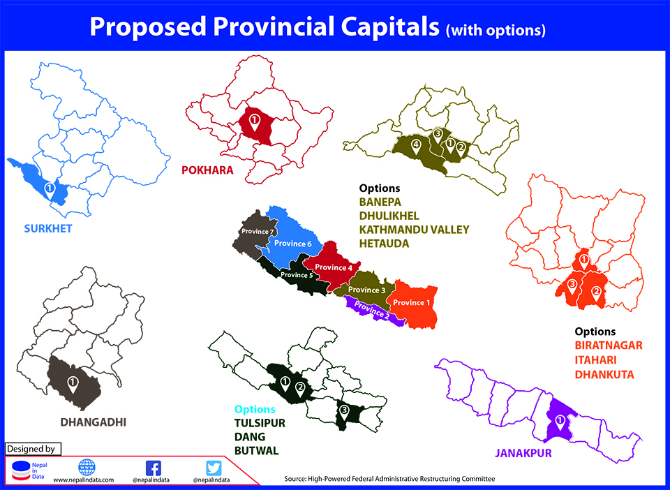 Govt set to name provincial capitals, governors