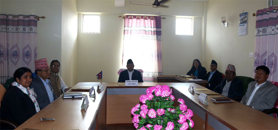 Provincial planning commission formed in Province 5