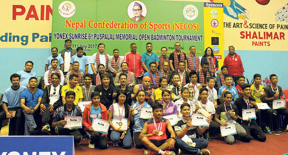Army players dominate Puspa Lal Memorial Open National Badminton Championship