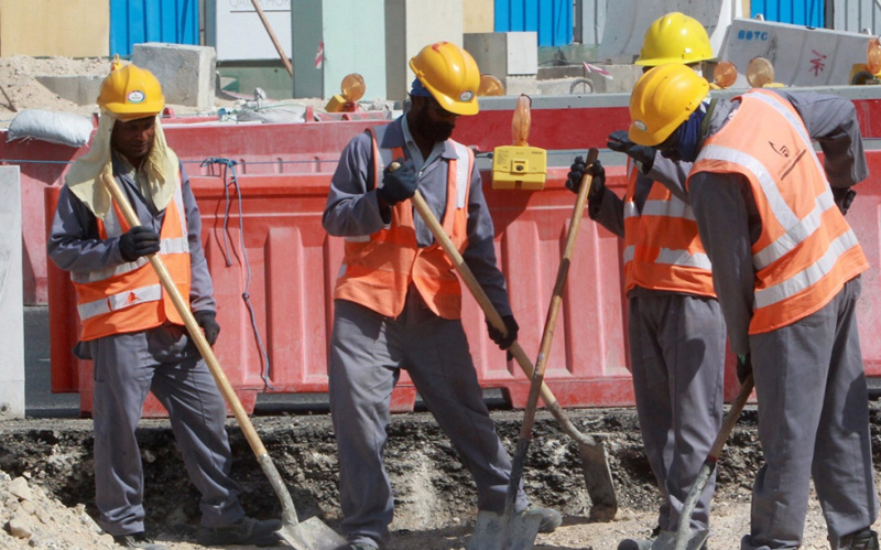 Qatar's basic wage rule ignores Nepal's stance, hurts workers