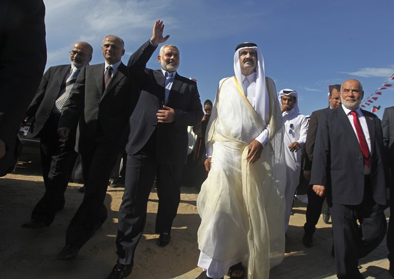 Qatari crisis could spell new trouble for embattled Hamas