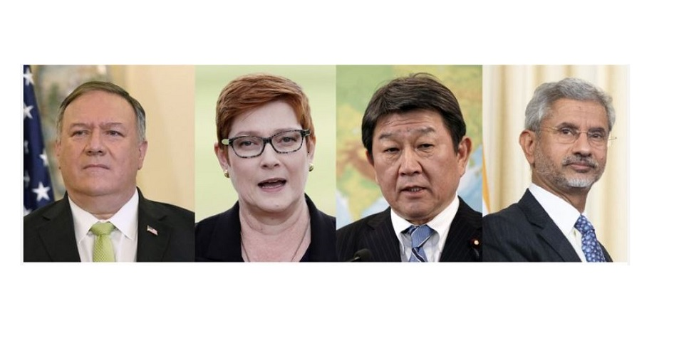 US, Australia, India ministers to meet in Japan next week