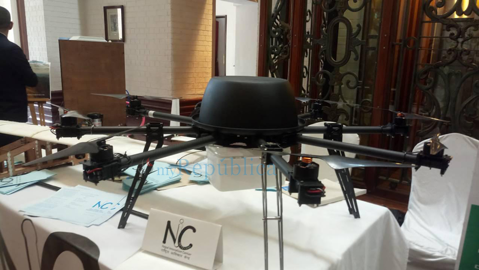 Medical drone could solve health accessibility