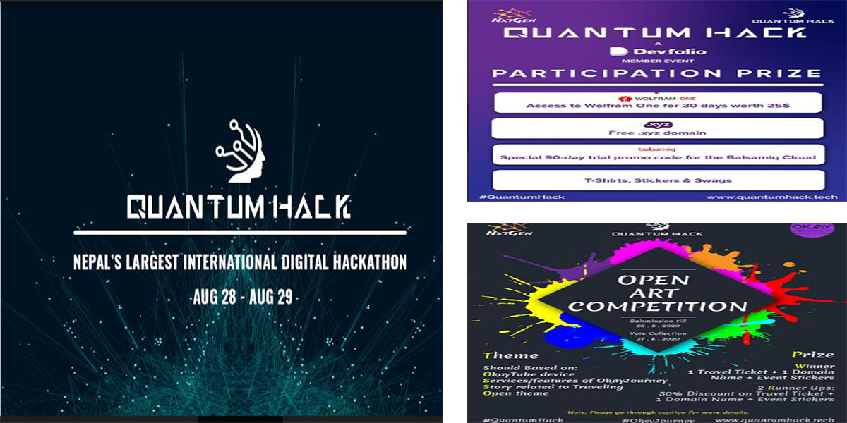 Quantum Hack being organized on Aug 28 and 29