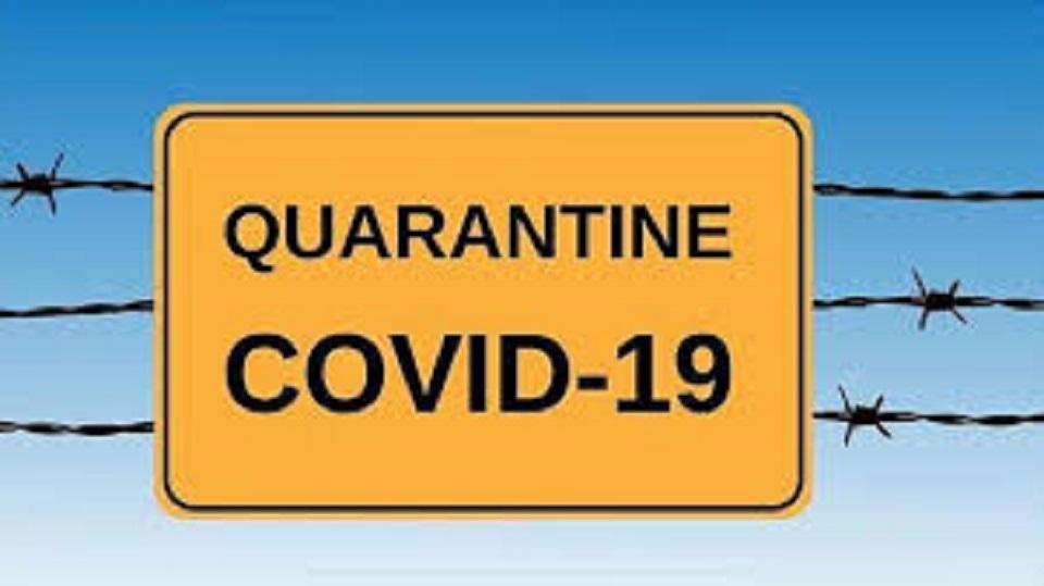 SSP Gyawali under quarantine after a police officer at his office tests positive for COVID-19