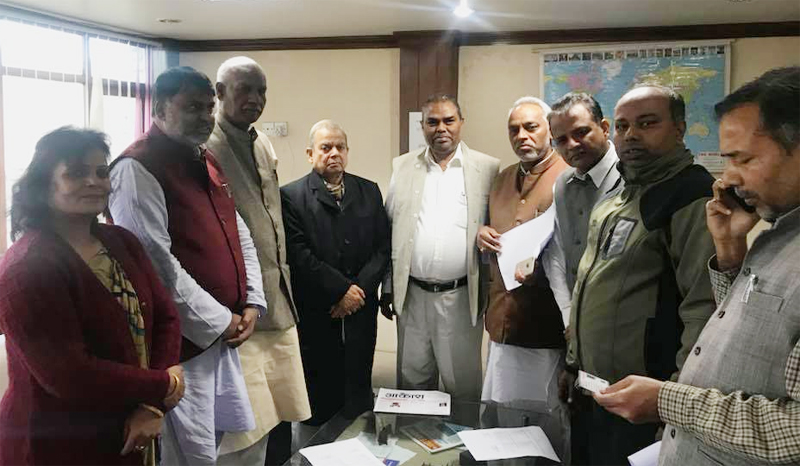 FSFN, RJPN sign poll alliance deal in Province 2