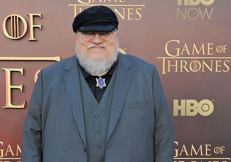 'Game of Thrones' author teases two possible new books in 2018