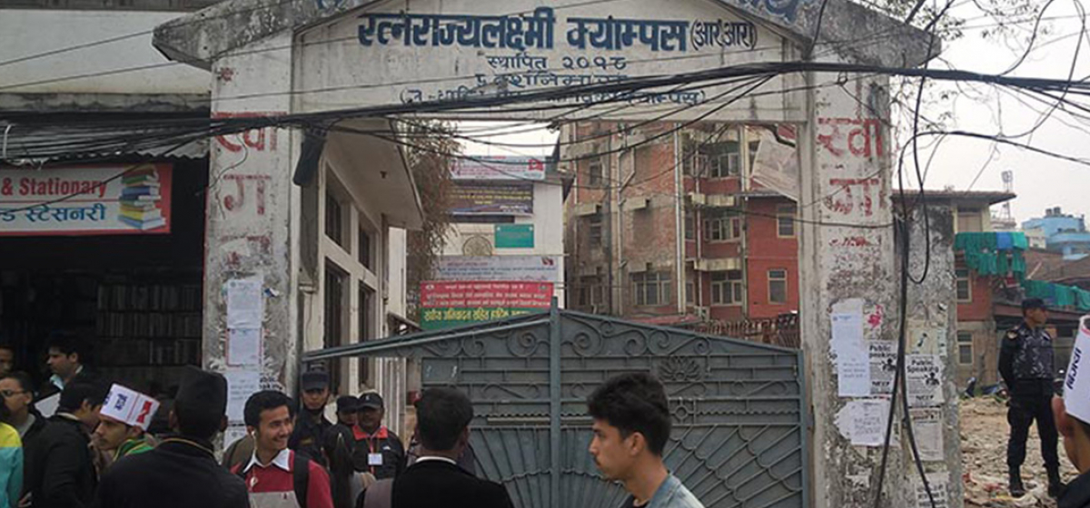 Three students close to NCP's Dahal-Nepal faction injured in an attack by Oli-led faction